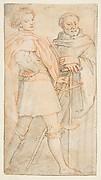 Saint Michael and Saint Bernardo degli Alberti, copy after Andrea del Sarto