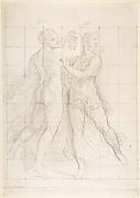 The Muses Thalia and Erato