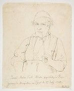 Portrait of Johann Anton Koch