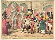 Ancient Military Dandies of 1450 – Modern Military Dandies of 1819