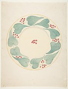 Design for a Fruit Plate
