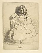 Annie Seated