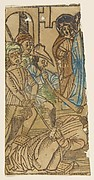 One of the Seven Falls of Christ (Schr. 645)