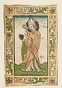St. Nicolas of Myra (Schr. 1633c)