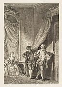 Le Magnifique, from Contes et nouvelles en vers par Jean de La Fontaine.  A Paris, de l'imprimerie de  P. Didot, l'an III de la République, 1795