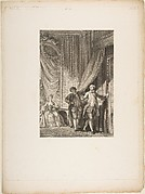Le Magnifique, from Contes et nouvelles en vers par Jean de La Fontaine.  A Paris, de l&amp;#39;imprimerie de  P. Didot, l&amp;#39;an III de la R&#233;publique, 1795