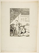 Contes et nouvelles en vers: A Femme avare galant Escroc, from Les Contes de la Fontaine