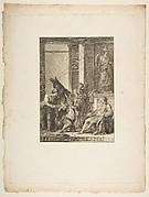 Le Paysan qui avait offense son Seigneur, from Contes et nouvelles en vers par Jean de La Fontaine.  A Paris, de l'imprimerie de  P. Didot, l'an III de la République, 1795