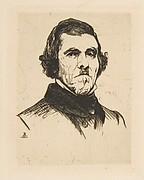 Portrait of Delacroix