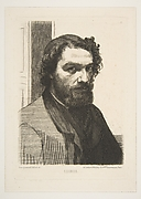Portrait of Alphonse Legros