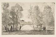 La Lac du Bois de Boulogne