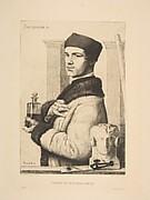 Félix Bracquemond in 1852