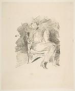 Firelight (Joseph Pennell, No. 1)