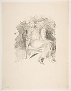 Firelight – Joseph Pennell, No. 1