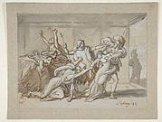 Scene from the Iliad