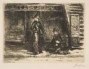 Girl and Beggar