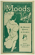 Moods / An Illustrated / Quarterly / For The Modern / Published by / The Jenson Press / Philadelphia, U.S.A.