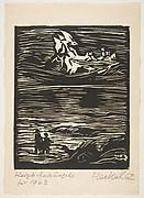 32. Jahresblatt: Am Meer