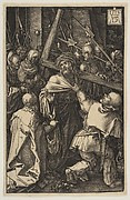 Christ Carrying the Cross, from The Passion