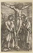 The Crucifixion, from The Passion (reverse copy)