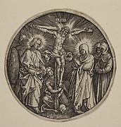 The Crucifixion (Round)