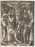 The Crucifixion,  from The Small Passion