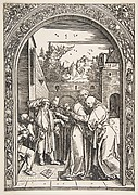 Joachim and St. Anne at the Gate