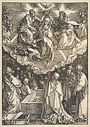 Assumption and Coronation, from The Life of the Virgin
