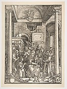 Glorification of the Virgin,  From The Life of The Virgin