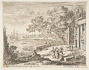 Landscape with Mercury
