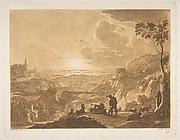 Landscape after Claude