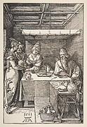 The Head of Saint John the Baptist Brought to Herod
