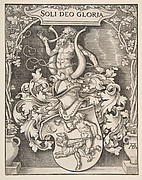 Coat of Arms of Johann Tscherte