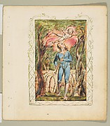 Songs of Innocence: Frontispiece