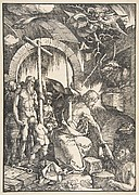 Christ in Limbo, from The Large Passion