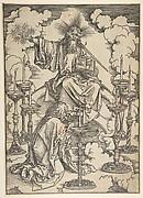St. John Beholding the Seven Golden Candlesticks