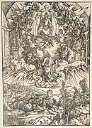St. John Before God and the Elders, from The Apocalypse