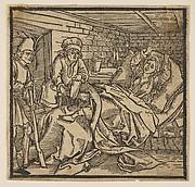 Illustration from the Ritter von Turn, 1493
