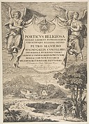 Title Page for Porticus Religiosa
