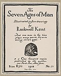 Cover Design - The Seven Ages of Man