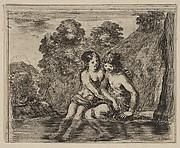 Salmacis et Hermaphrodite