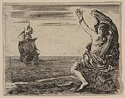 Thesée et Ariadne