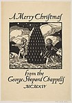 George Chappells Christmas Card