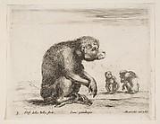 Seated Monkey