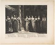The Wise Virgins Refuse Oil to the Foolish Virgins (Les Vierges sages refusent de l'huile aux Vierges folles