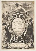 Title-page: De la Monarchie du Verbe incarné