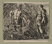 Vulcan et Thetis