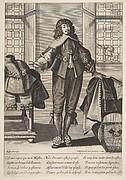 A Valet Choosing Sober Clothes Following a New Edict (Un laquais)