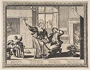 The Husband-Beater (La Femme battant son mari)