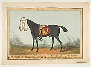 To Be Sold With All His Engagements–The Famous Race Horse Woolsack